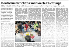 Oberhessische Presse, 4.1.16