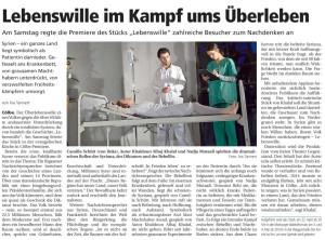 Oberhessische Presse, 11.4.16