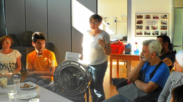 Integration praktisch: Umgang mit Energie, Wasser, Müll