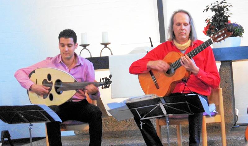 Konzert für Menschlichkeit und Toleranz in der Evangelischen Kirche Cölbe